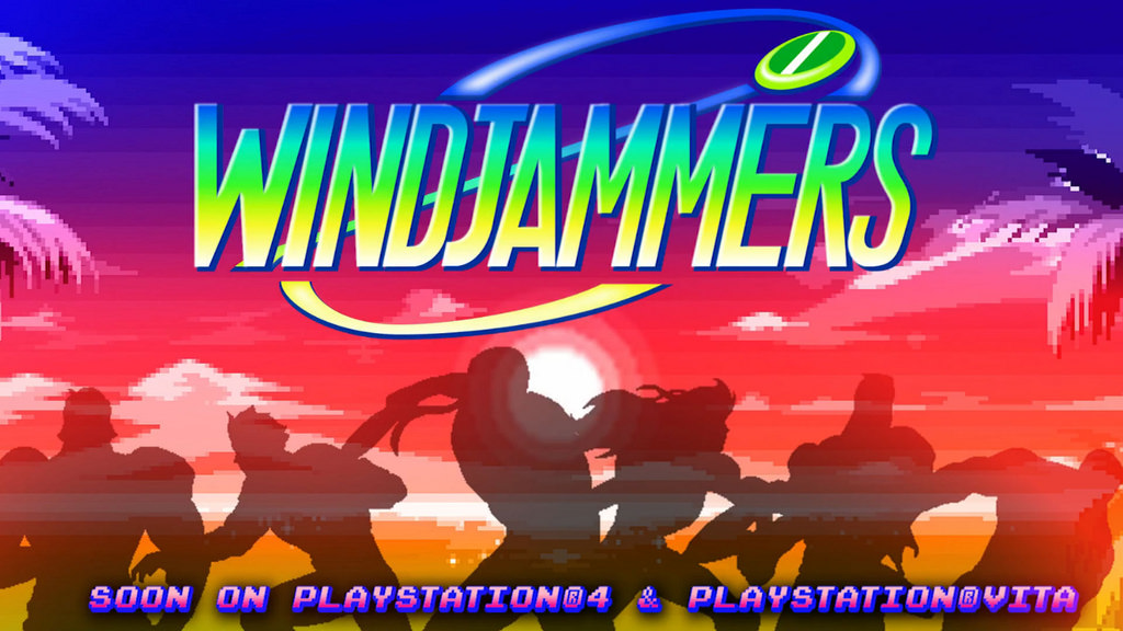 Windjammers cover photo
