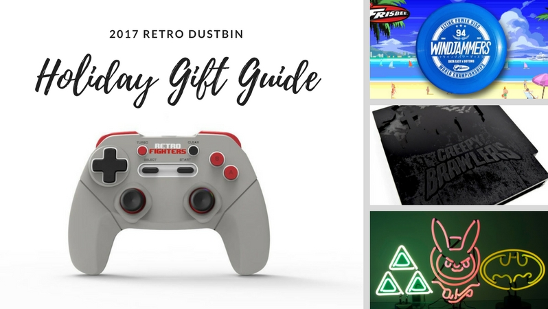 2017 Retro Dustbin Game Guide